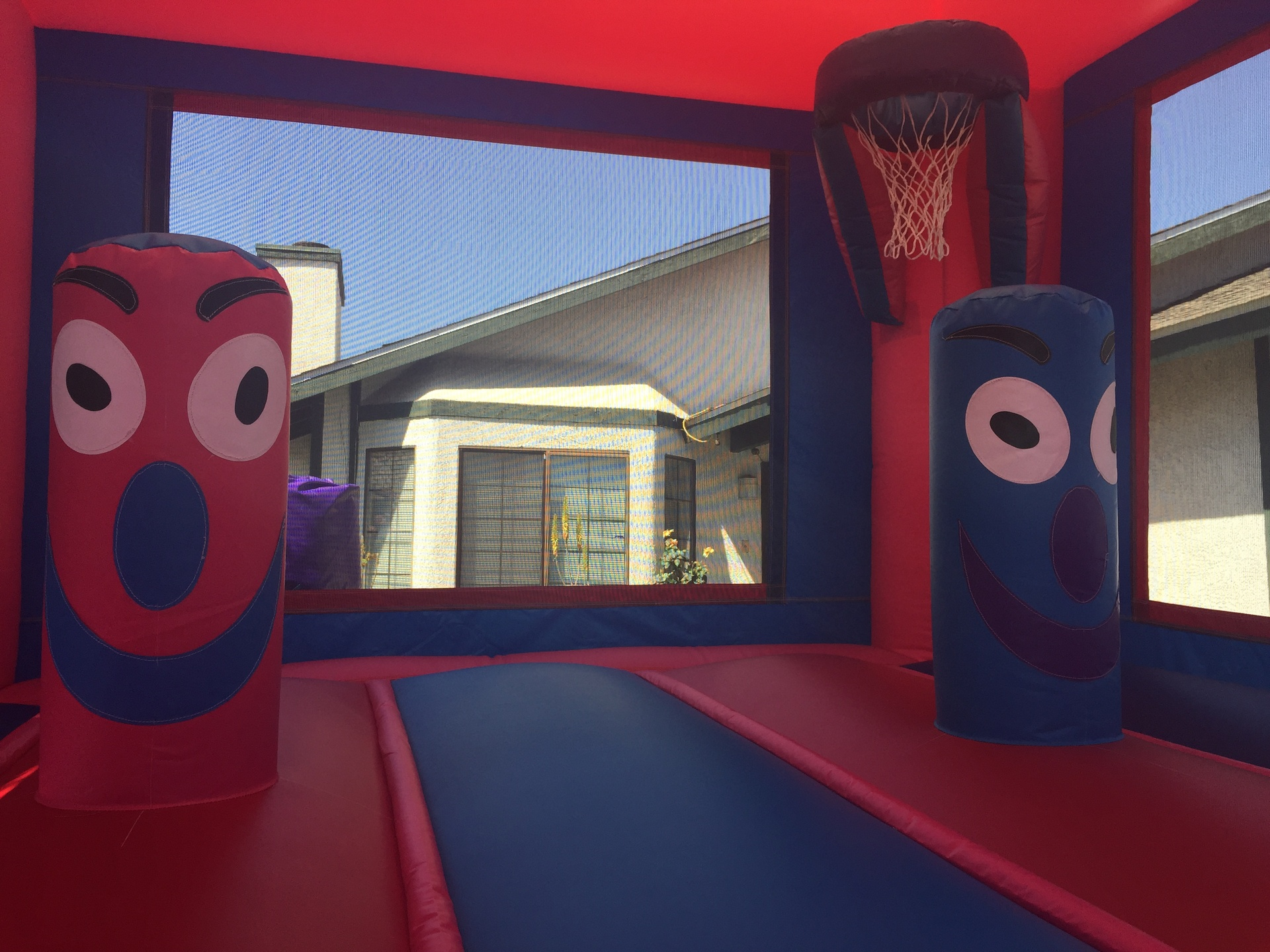 Large 3-in-1 Bounce House